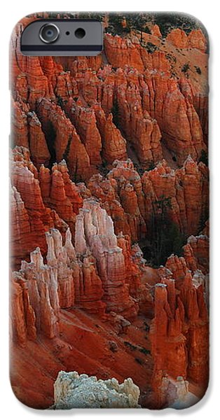 RED ROCK iPhone Case by Jeff  Swan