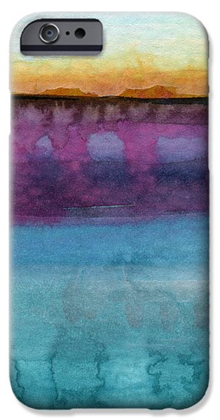 Reflection iPhone Case by Linda Woods
