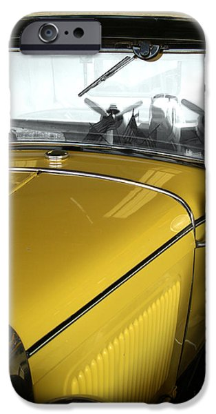 Bill Gallagher Photographs iPhone Cases - Reflection of the Past iPhone Case by Bill Gallagher