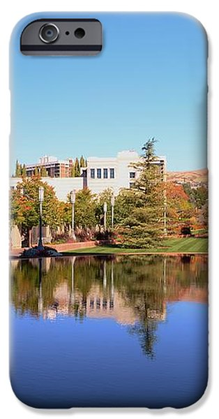 Reflection Pond iPhone Case by Kathleen Struckle