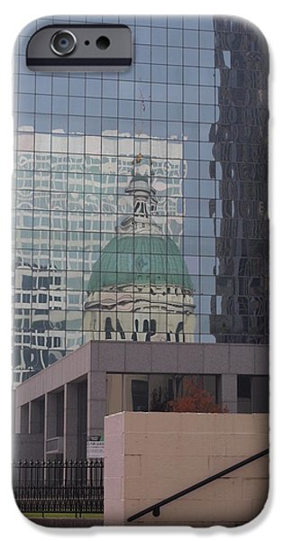 Abolition Movement iPhone Cases - Reflections On The Past iPhone Case by Joshua House