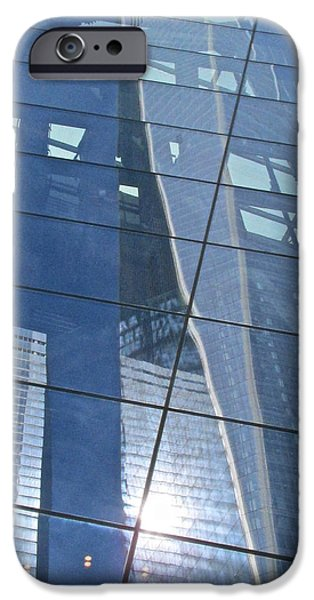 River View iPhone Cases - Reflections iPhone Case by Steven Lapkin
