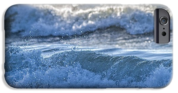 Ocean Tapestries - Textiles iPhone Cases - Refreshing iPhone Case by Dennis Bucklin