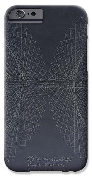 Relativity iPhone Case by Jason Padgett