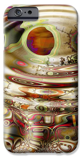 REM Dreams iPhone Case by Wendy J St Christopher