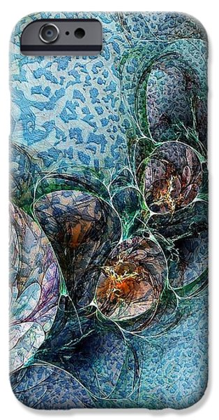 Remains of a Mosaic iPhone Case by Amanda Moore