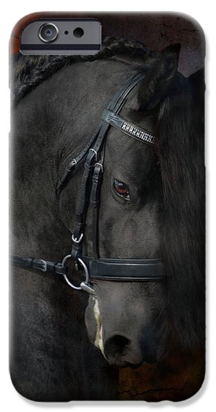 Rembrandt  iPhone Case by Fran J Scott