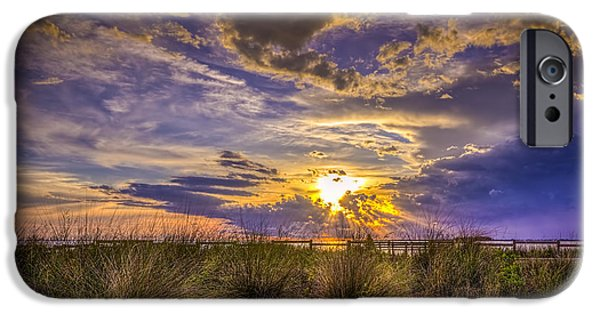 Gulf Shores iPhone Cases - Remember this Day iPhone Case by Marvin Spates
