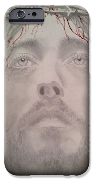Mix Medium Drawings iPhone Cases - Remember iPhone Case by Asev One