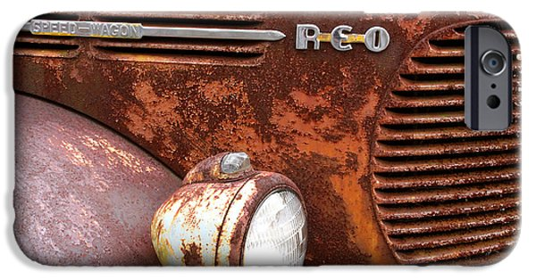 Recently Sold -  - Chip iPhone Cases - REO Speedwagon iPhone Case by Rhonda Burger