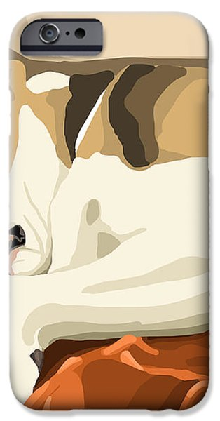 Rest iPhone Case by Veronica Minozzi