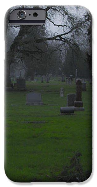 Restful Night iPhone Case by Jean Noren