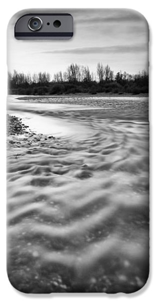 Restless river III iPhone Case by Davorin Mance