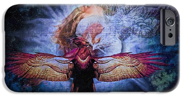 Miracle iPhone Cases - Resurrection iPhone Case by Lianne Schneider