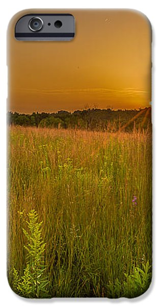 Retzer Sunset iPhone Case by Andrew Slater