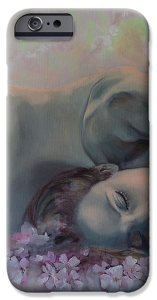Revival iPhone Case by Dorina  Costras