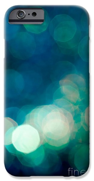 Vivid iPhone Cases - Rhythm n Blues iPhone Case by Jan Bickerton