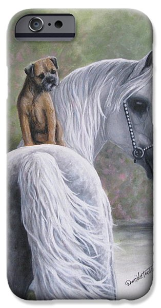 Breeder iPhone Cases - Ride iPhone Case by Daniele Trottier
