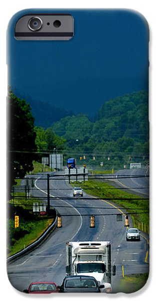 Riders on the Storm  iPhone Case by Thomas R Fletcher