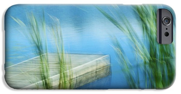 Impressionist Photography iPhone Cases - Right here Right Now iPhone Case by Aimelle