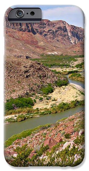 Rio Grande iPhone Case by Christine Till