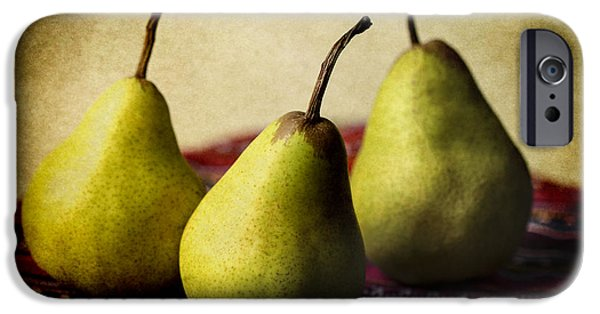 Linda Lees iPhone Cases - Ripe and Ready iPhone Case by Linda Lees