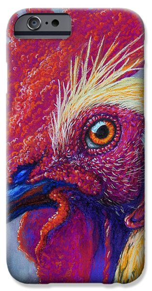 Outdoors Pastels iPhone Cases - Rise and Shine NOW iPhone Case by Tanja Ware