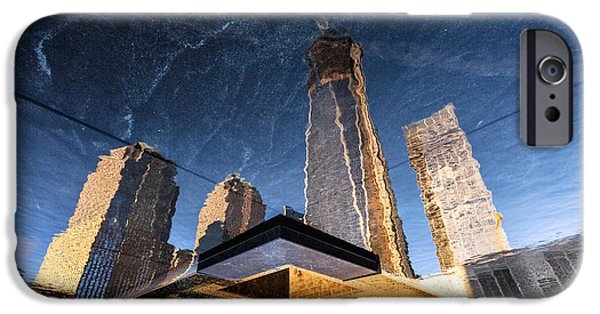 Print Photographs iPhone Cases - Rising up iPhone Case by John Farnan