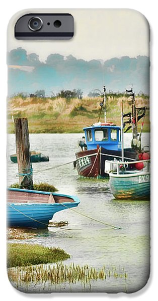 River life iPhone Case by Sharon Lisa Clarke
