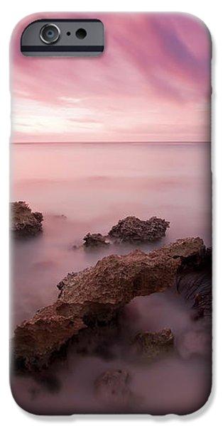 Riviera Maya Sunrise iPhone Case by Adam Romanowicz