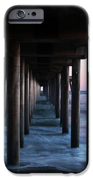 Road to Heaven iPhone Case by Mariola Bitner