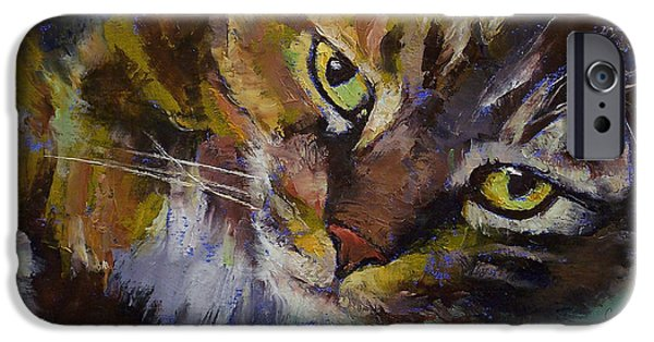Michael iPhone Cases - Rockefeller iPhone Case by Michael Creese