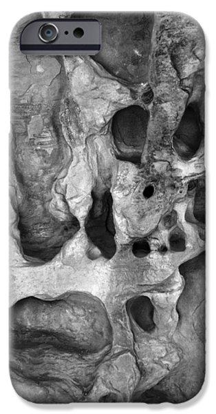 Popular iPhone Cases - Rocks iPhone Case by Morgan Bruneel
