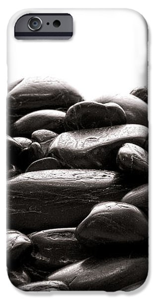 Rocks iPhone Case by Olivier Le Queinec