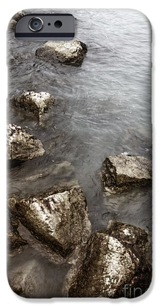 Rocky iPhone Case by Margie Hurwich