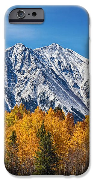Rocky Mountain Autumn High iPhone Case by James BO  Insogna