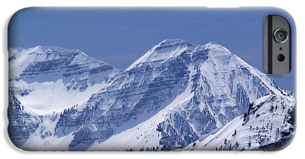 Bill Gallagher Photographs iPhone Cases - Rocky Mountain High iPhone Case by Bill Gallagher