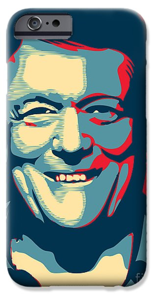 Manager iPhone Cases - Rod Smallwood iPhone Case by Unknow