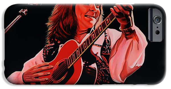 Little iPhone Cases - Roger Hodgson of Supertramp iPhone Case by Paul  Meijering