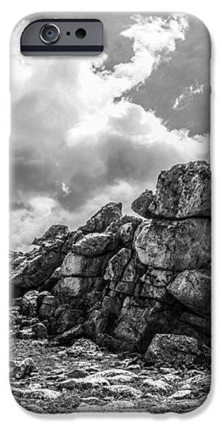 Rogers Peak Summit iPhone Case by Aaron Spong
