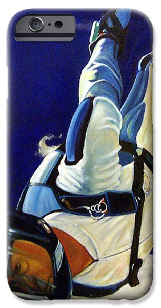 Figures iPhone Cases - Rogue iPhone Case by T Ezell