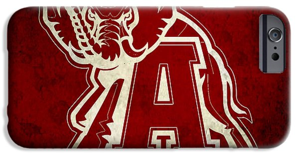 Bama iPhone Cases - Roll Tide iPhone Case by Scott Karan