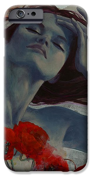 Romance Echo iPhone Case by Dorina  Costras