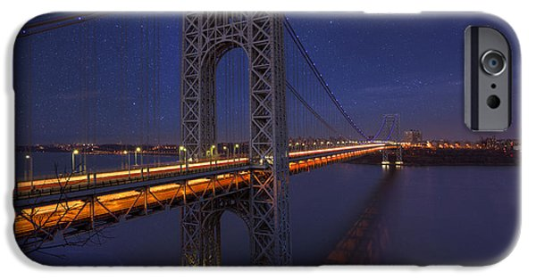 Hudson River iPhone Cases - Romantic Connection iPhone Case by Marco Crupi