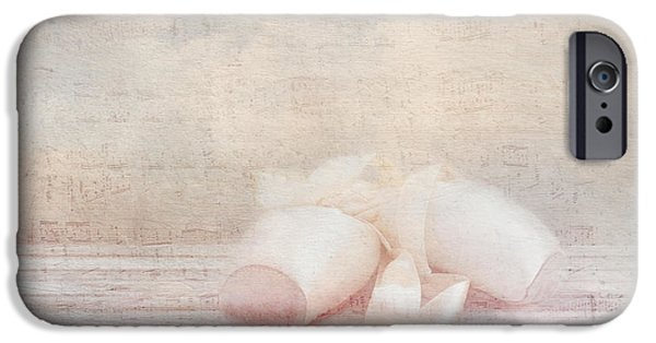 Ballet Dancers iPhone Cases - Romantic Dancer iPhone Case by Heike Hultsch