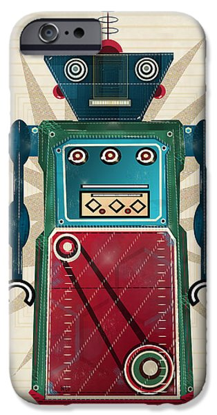 Skateboards iPhone Cases - Ron Xe 70 iPhone Case by Bri Buckley