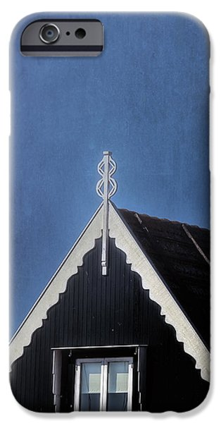 Roof iPhone Cases - Roof iPhone Case by Joana Kruse