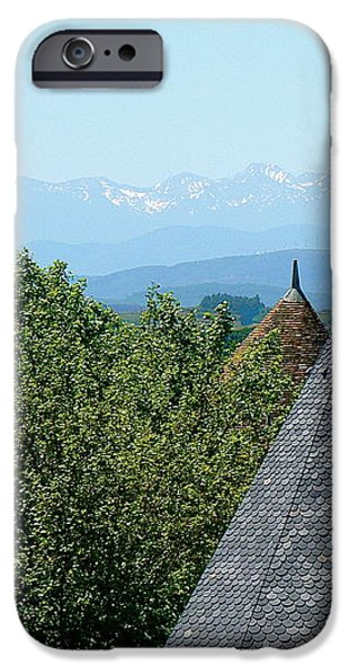 Rooftops of Carcassonne iPhone Case by FRANCE  ART