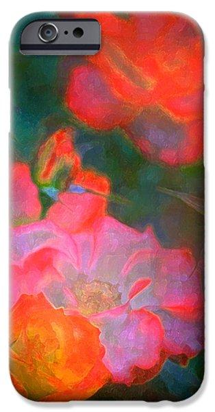 Rose 187 iPhone Case by Pamela Cooper
