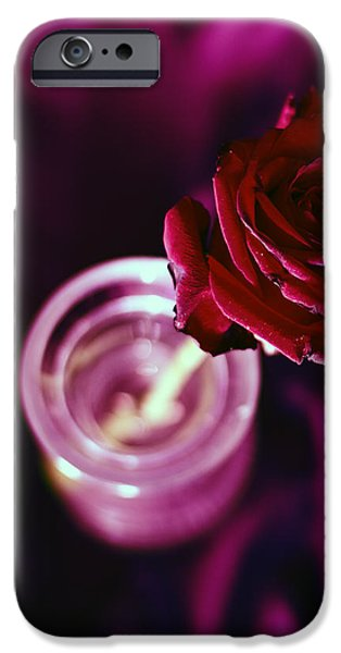 rose iPhone Case by Stylianos Kleanthous